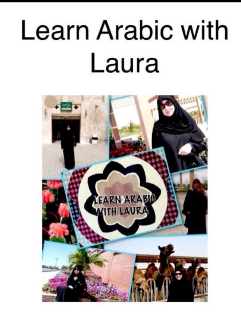 Learn Arabic with Laura